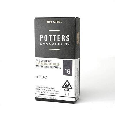 Potter Cartridge