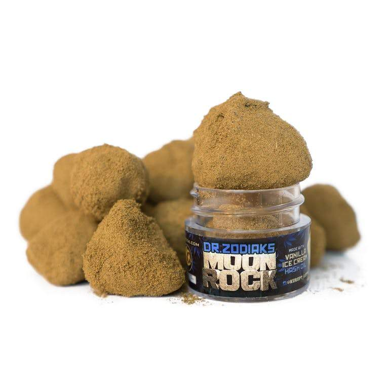 Moonrocks Ice