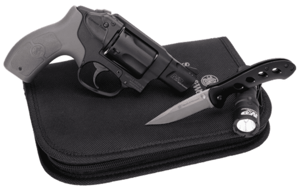 "Smith & Wesson M&P Bodyguard Everyday Carry Kit 38 Special+P, 1.9"" Barrel, Crimson Trace, 5rd"